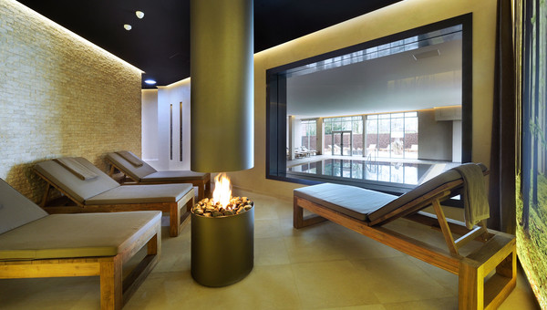 Wellness beauty · hotel beveren