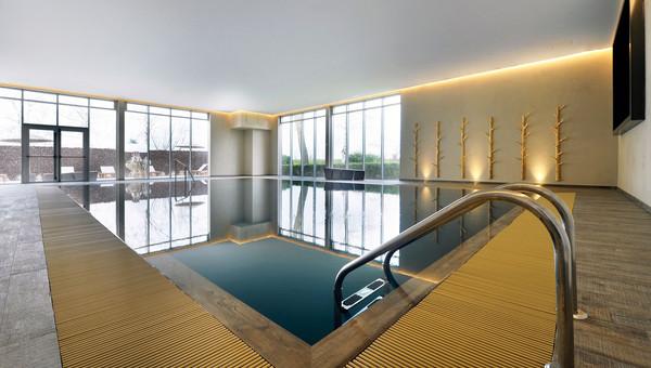 Zwembad fitness · hotel beveren